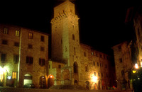 San Geminiano by Night 2 Toscane 92